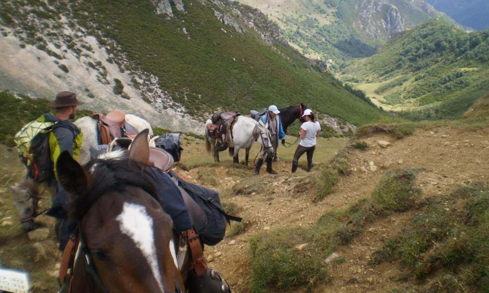 Asturias by Horse